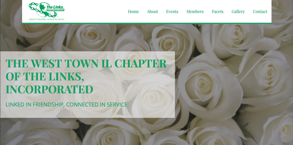 West Town, IL Chapter of The Links, Inc.