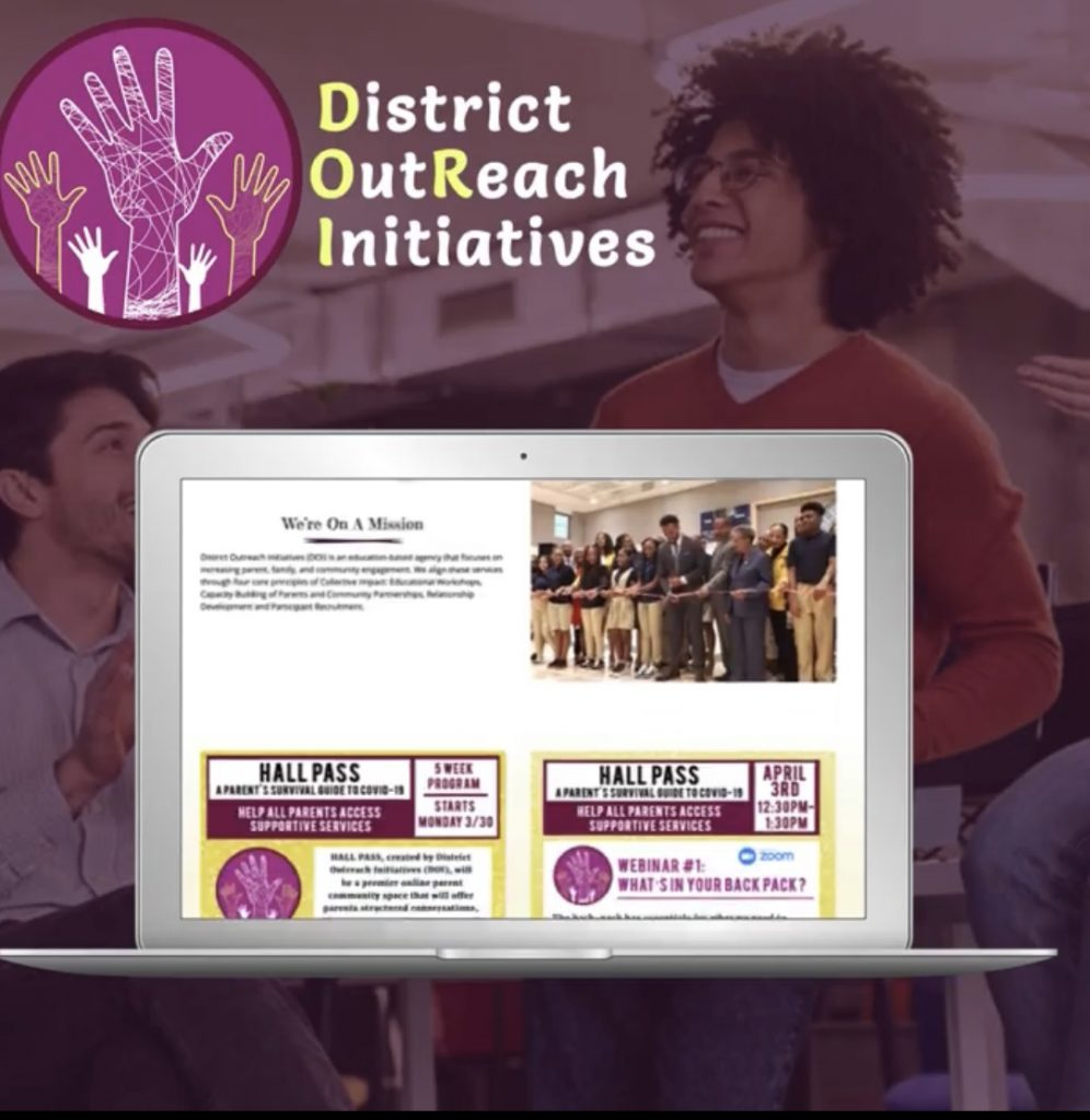 District Outreach Initiatives